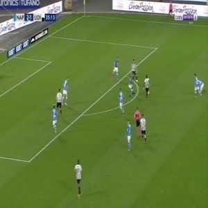 Napoli 2-[2] Udinese - Seko Fofana 36'
