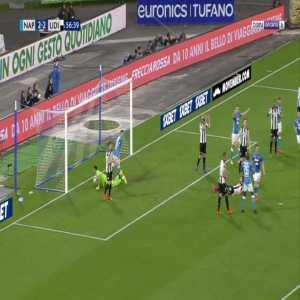 Napoli [3]-2 Udinese - Arkadiusz Milik 57'