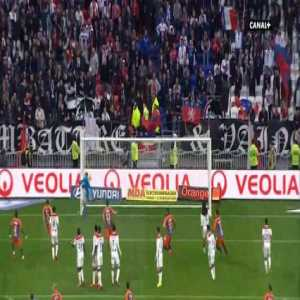 Olympique Lyonnais 3 vs 2 Montpellier - Full Highlights & Goals