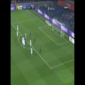 PSG [3] - 1 OM | Angel Di Maria freekick 66'