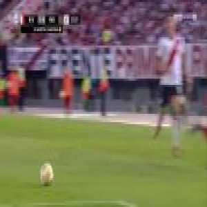 River Plate 2-0 Independiente - Ignacio Scocco penalty 70'
