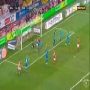 Spartak Moscow 1-0 Zenit - Denis Glushakov 13'