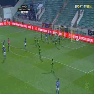 Tondela 0-1 Feirense - Antonio Briseno 44'