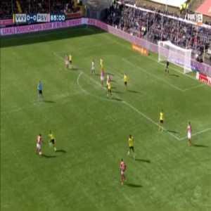 VVV Venlo 0-1 PSV - Hirving Lozano 86'
