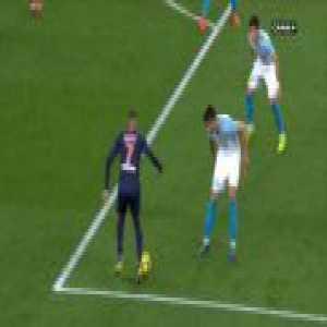 Yohann Pele (Marseille) penalty save against PSG 90'+4'