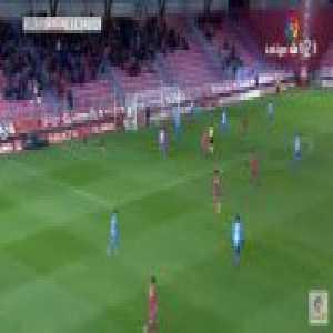 Numancia 1-0 Malaga - Pape Maly Diamanka 40'