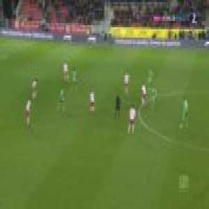 Regensburg 0-2 Furth - David Raum 90'+5'