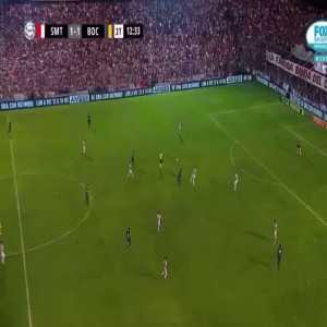 San Martín (T) 1 - [2] Boca Juniors - Reynoso (great goal)