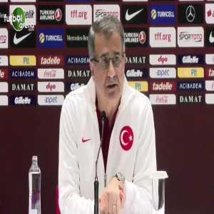 Turkey national team manager Şenol Güneş on not calling Antalyaspor's right back Nazım Sangare: ''I didn't know he was Turkish''