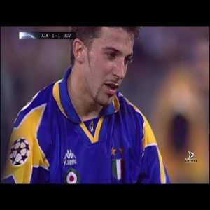 Ajax - Juventus Champions League final 1996