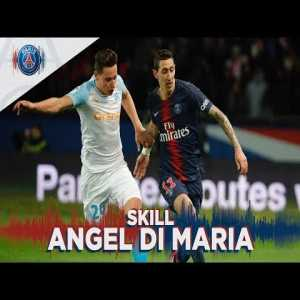 Amazing Di Maria touch Against Marseille