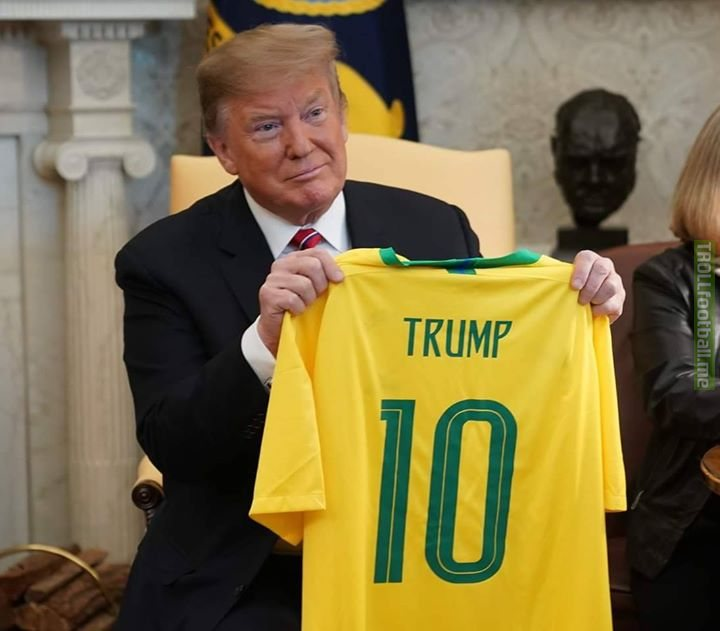 BREAKING: Brazil reveal controversial Neymar replacement for upcoming friendlies 🤨