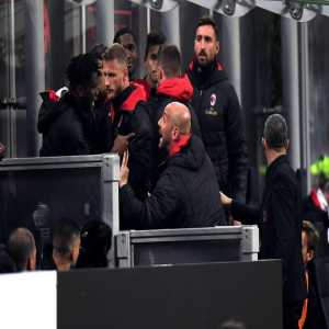 Gattuso could decide to bench Kessie at least one game after his outburst after getting subbed out of the derby . [Sky]