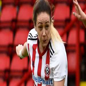 BREAKING: Sophie Jones announces retirement from football after receiving five-match ban for racist abuse while playing for Sheffield United Women