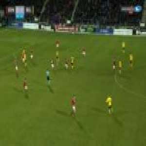 Denmark U21 0-2 Belgium U21 - Francis Amuzu 41'