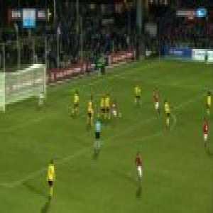 Denmark U21 [1]-2 Belgium U21 - Andreas Olsen 47'
