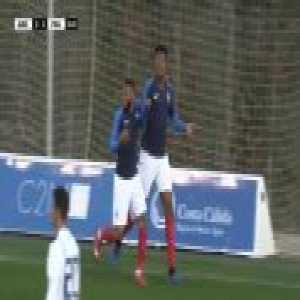 France U20 1-0 Argentina U20 - Dan-Axel Zagadou 60'