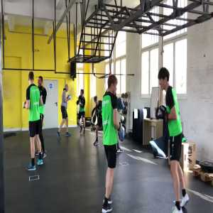 German Bundesliga club Hannover 96 is having a boxing session today instead of a regular training day during the international break