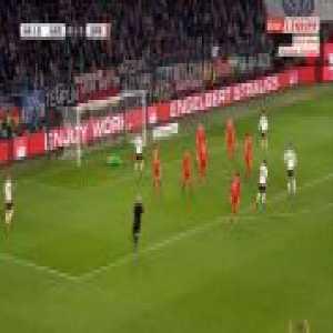 Germany [1]-1 Serbia - Leon Goretzka 69'