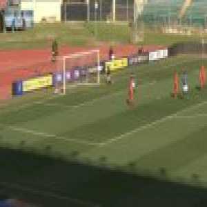 Italy U19 1-0 Belgium U19 - Salvatore Esposito (free-kick) 4'