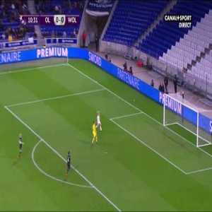 Olympique Lyon 2 vs 1 Wolfsbourg - Full Highlights & Goals