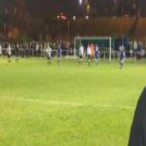 Retford FC 3-0 Retford United - Penalty