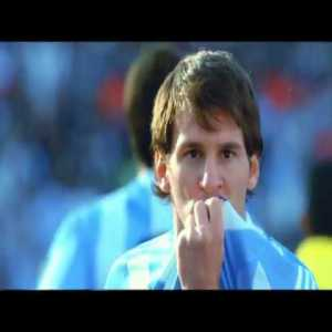 '10 Argentinians In 1' - AFA just released this video on Messi's return to the national team.