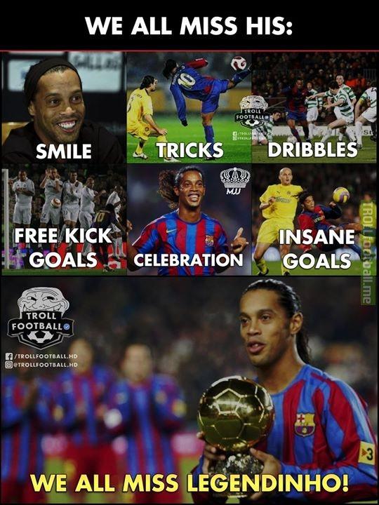 Ronaldinho!♥️