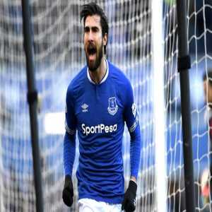 [Albert Rogé] Everton want to close the signing of André Gomes as soon as possible and are offering 20-25m. Inter are also interested but want to wait until the summer.