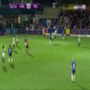 Chelsea 1-0 PSG - A. Blundell 73' - Great Goal [Women's Champions League]