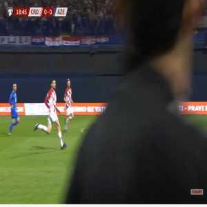 Croatia 0-1 Azerbaijan - Ramil Sheydaev 19'