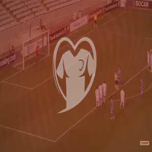 Cyprus 1-0 San Marino - Pieros Sotiriou penalty 19'