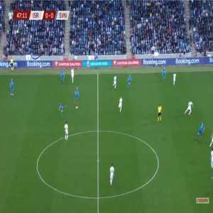 Israel 0-1 Slovenia - Andraz Sporar 48'