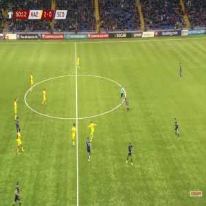 Kazakhstan 3-0 Scotland - Baktiyor Zainutdinov 51'