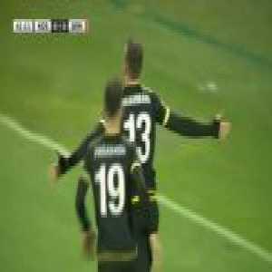 Kosovo 1-0 Denmark - Amir Rrahmani 42'