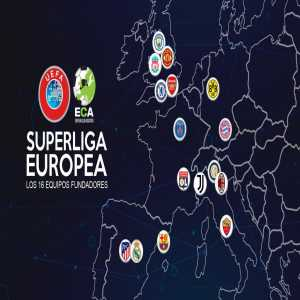 UEFA & the European Club Association (ECA) are discussing a new European Super League that would begin in 2024.