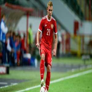 Dmitriy Barinov called up for Russia instead of Alexander Golovin and Daler Kuziaev