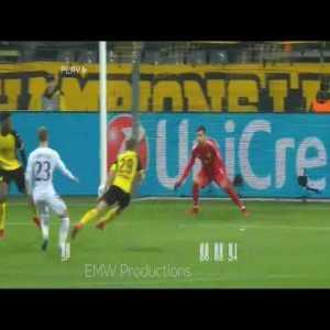 Roman Bürki vs Tottenham Hotspur | Home | UEFA Champions League