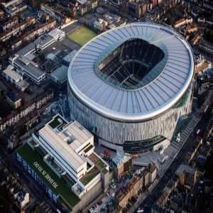 The process of building Tottenham Hotspur's new stadium