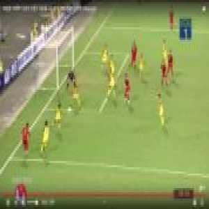 U23 Vietnam 2-0 U23 Brunei - Thanh Chung 24'