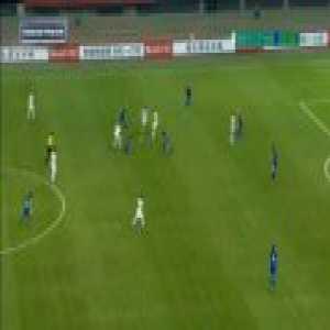 Uzbekistan 0-2 Uruguay - Cristhian Stuani 23'