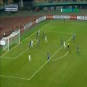 Uzbekistan 0-3 Uruguay - Cristhian Stuani 82'