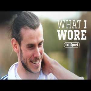 What I Wore: Gareth Bale