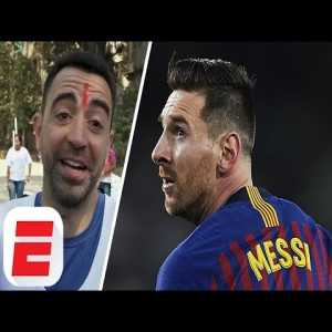 "Xavi Explains Why Lionel Messi Is ""The Best Player In History"" Of Football"