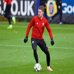 Aaron Ramsey has withdrawn from the Wales squad due to injury