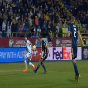 Bosnia & Herzegovina 2-[1] Armenia - Henrikh Mkhitaryan penalty 90'+3'