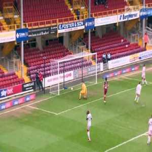 Bradford 1 vs 4 Blackpool - Full Highlights & Goals