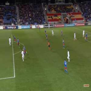 Liechtenstein 0-1 Greece - Konstantinos Fortounis 45'+1'