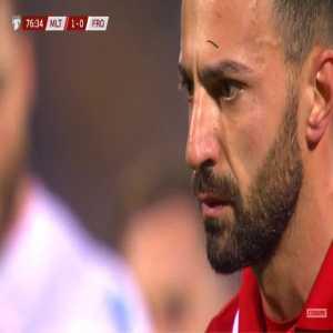 Malta 2-0 Faroe Islands - Steve Borg penalty 77'