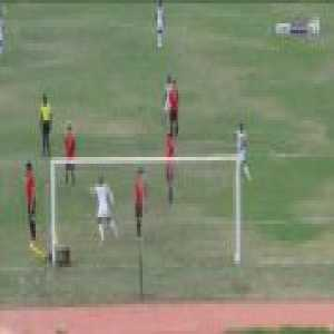 Niger [1]-1 Egypt - Amadou Moutari 82'